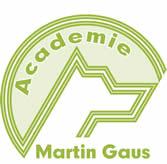 Martin Gaus Academielogo